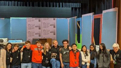 Greenwood High takes second in regional Academic Challenge Tournament
