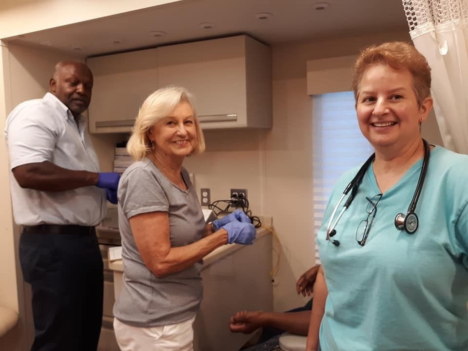 GGUM's free medical clinic is expanding its areas of service with mobile clinics