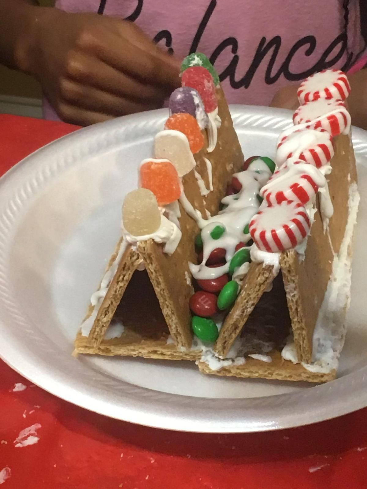 PEARLS Club throws gingerbread party at Connie Maxwell