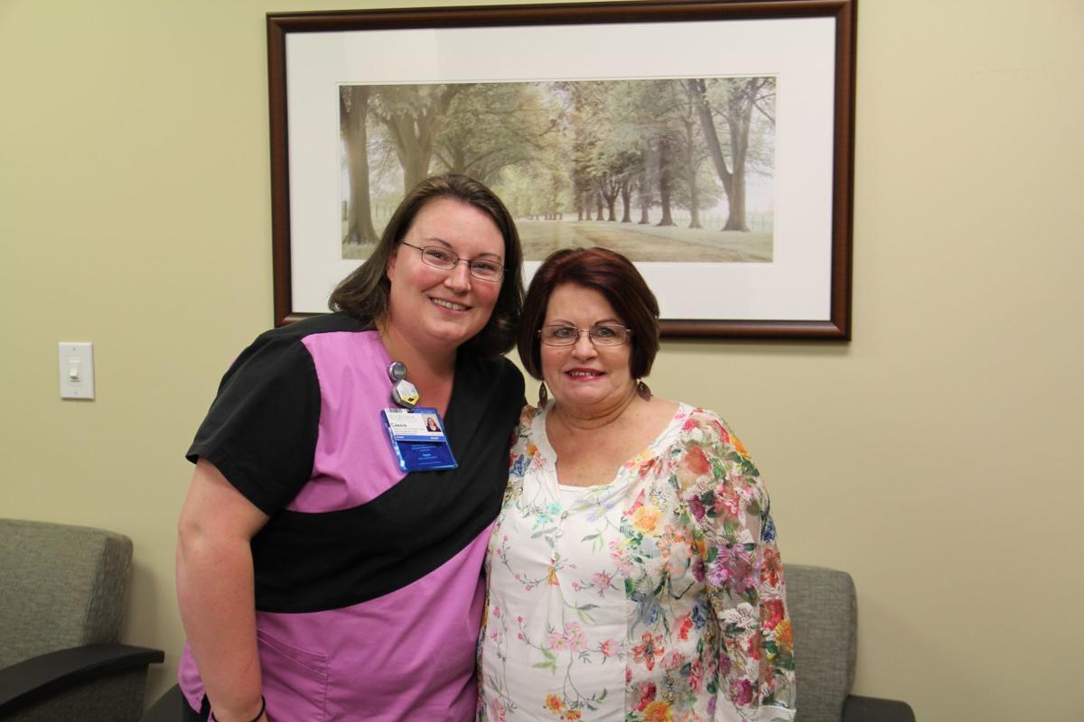 Carol Bledsoe shares her breast cancer story