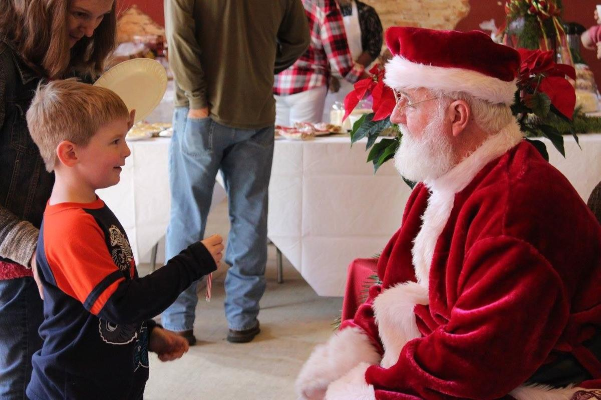 Don't miss Christmas at the Stables Saturday in Abbeville