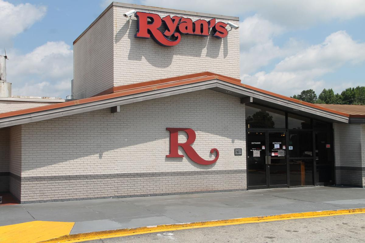 Incredible Ryans Buffet Closes After 36 Years News Indexjournal Com Download Free Architecture Designs Ferenbritishbridgeorg