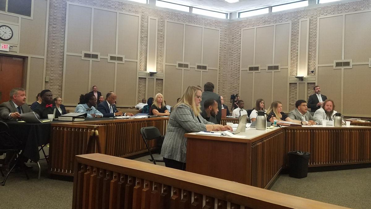 Court still striking jury in Greenwood Mall shooting case | News