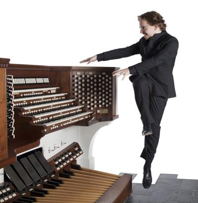 Concert organist Felix Hell returning to First Presbyterian of Greenwood to play Sept. 20.