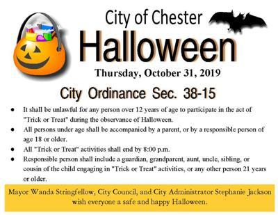Chester Halloween