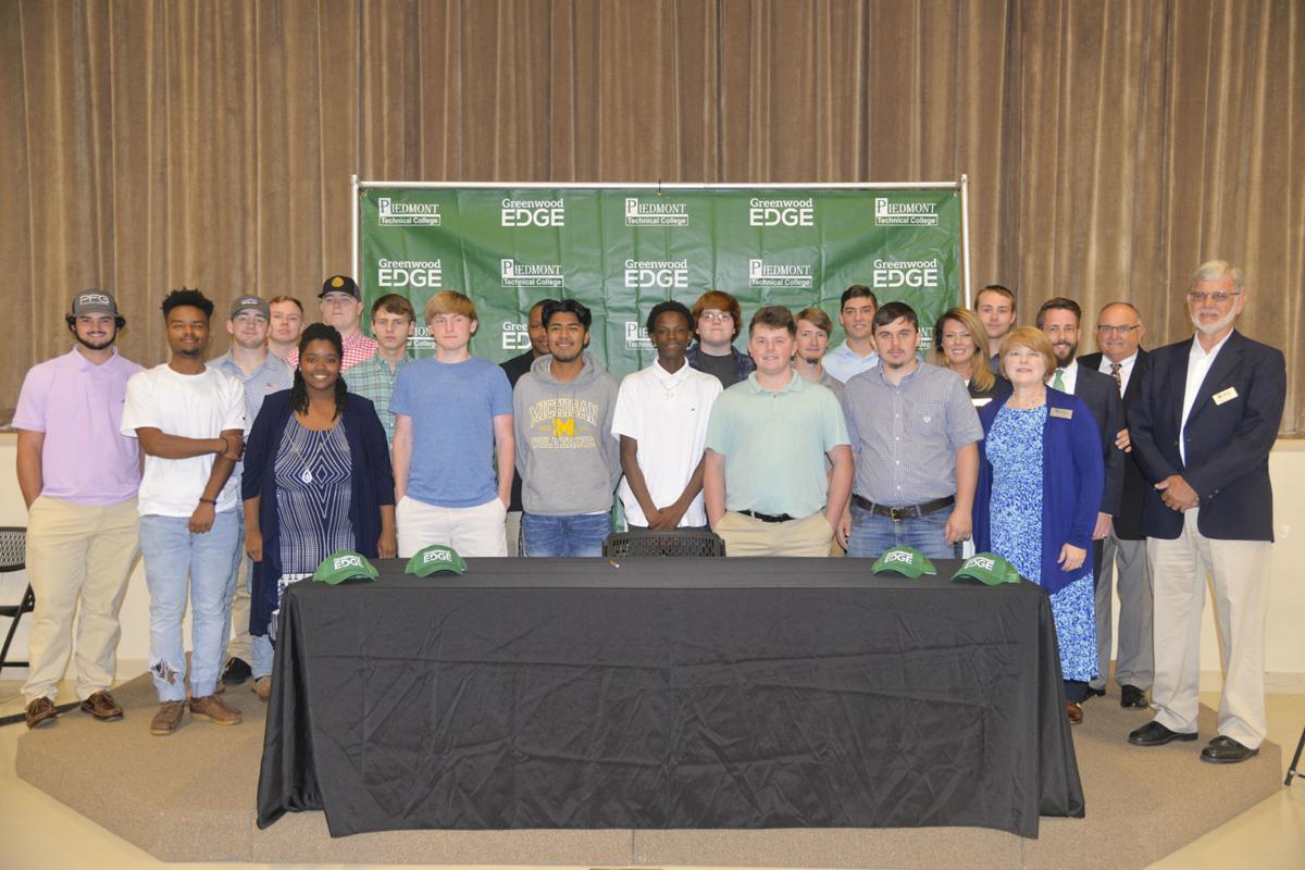 Greenwood Edge Inaugural Class Completes Program