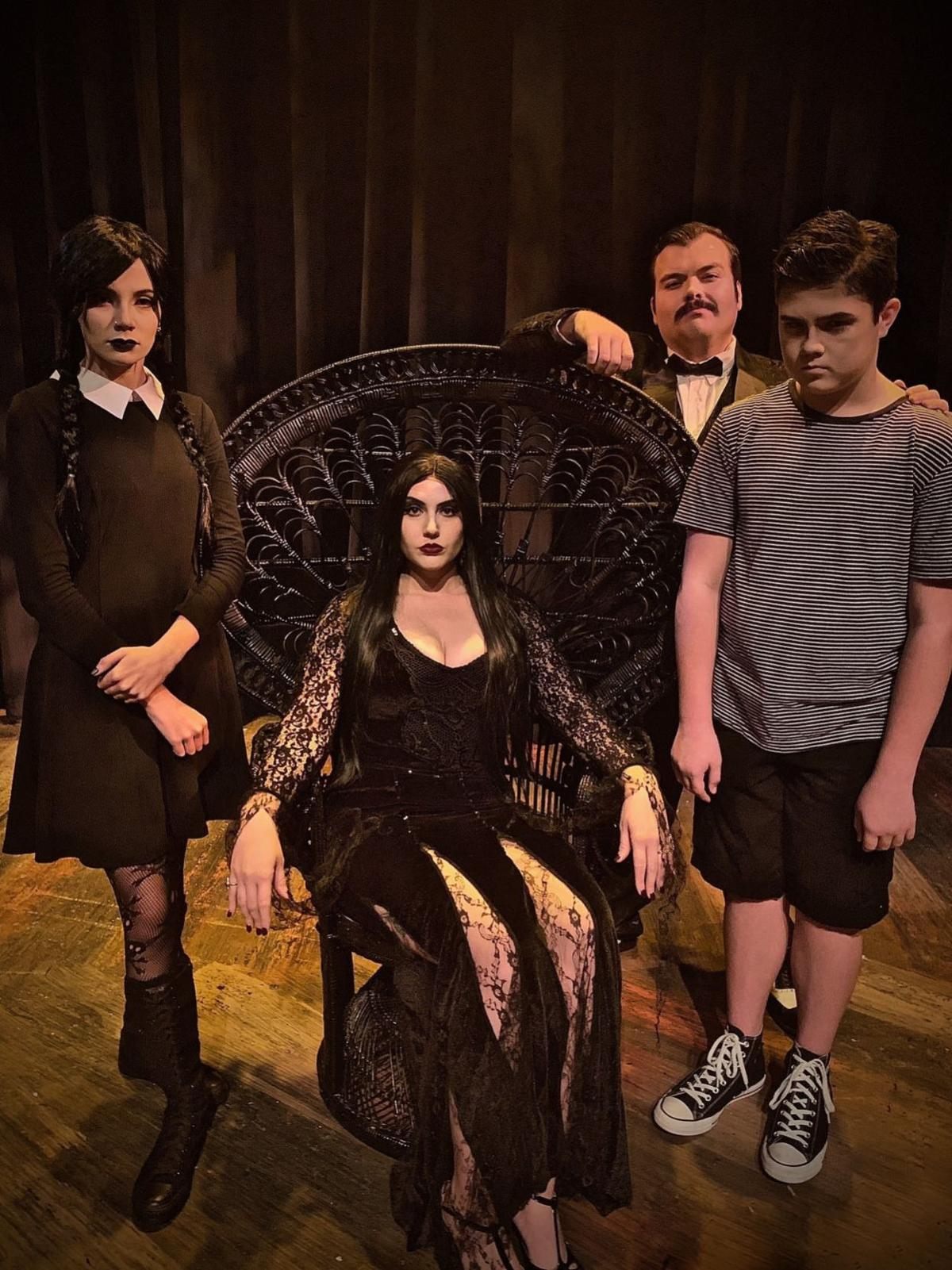 Meet the Addams family at GCT. This stage show opens Oct. 18.