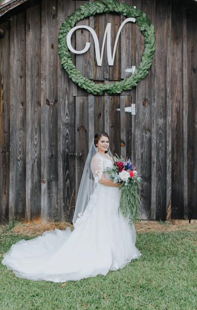 Dorn-White wedding