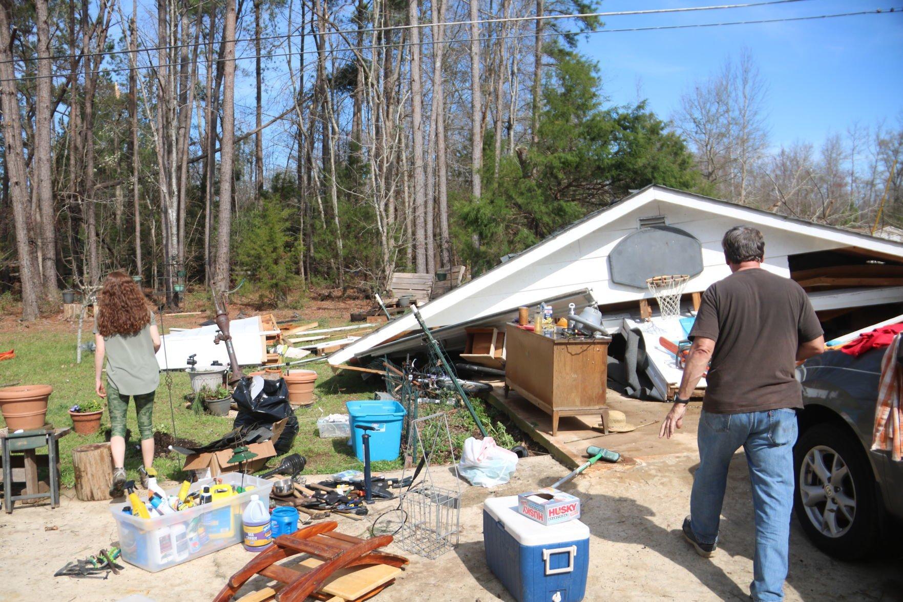 County News In Tornado Damage Abbeville Photos IxqwOYZE