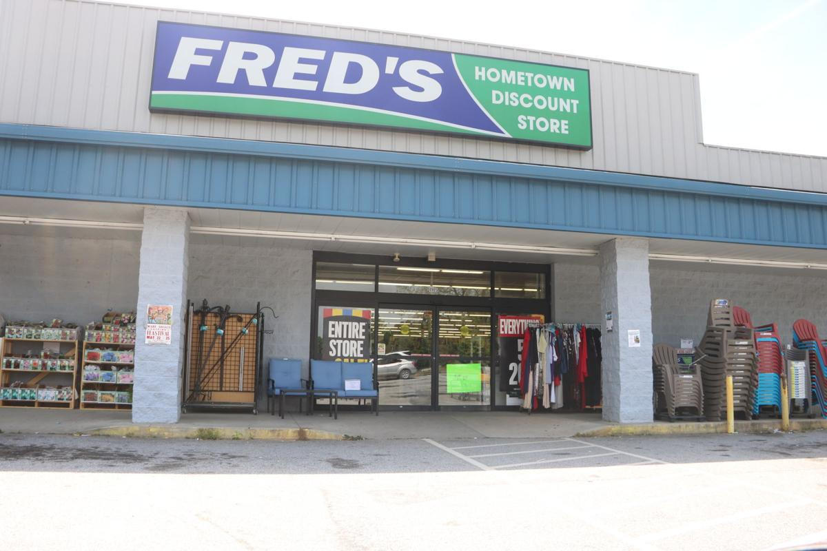 Fred's to close (July '19)
