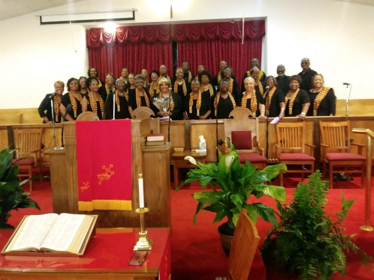 Mass Choir celebrated annual concert