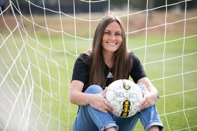 Passion for math is a 'plus' for Lander soccer player Macy Sinner