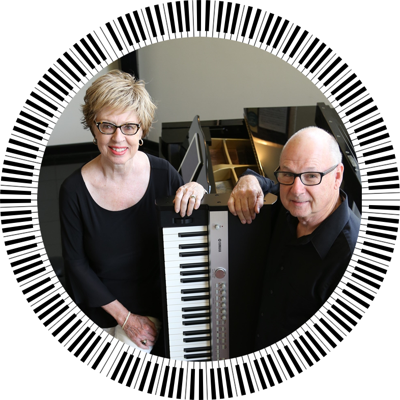 Newberry College alum duo performance to benefit music program