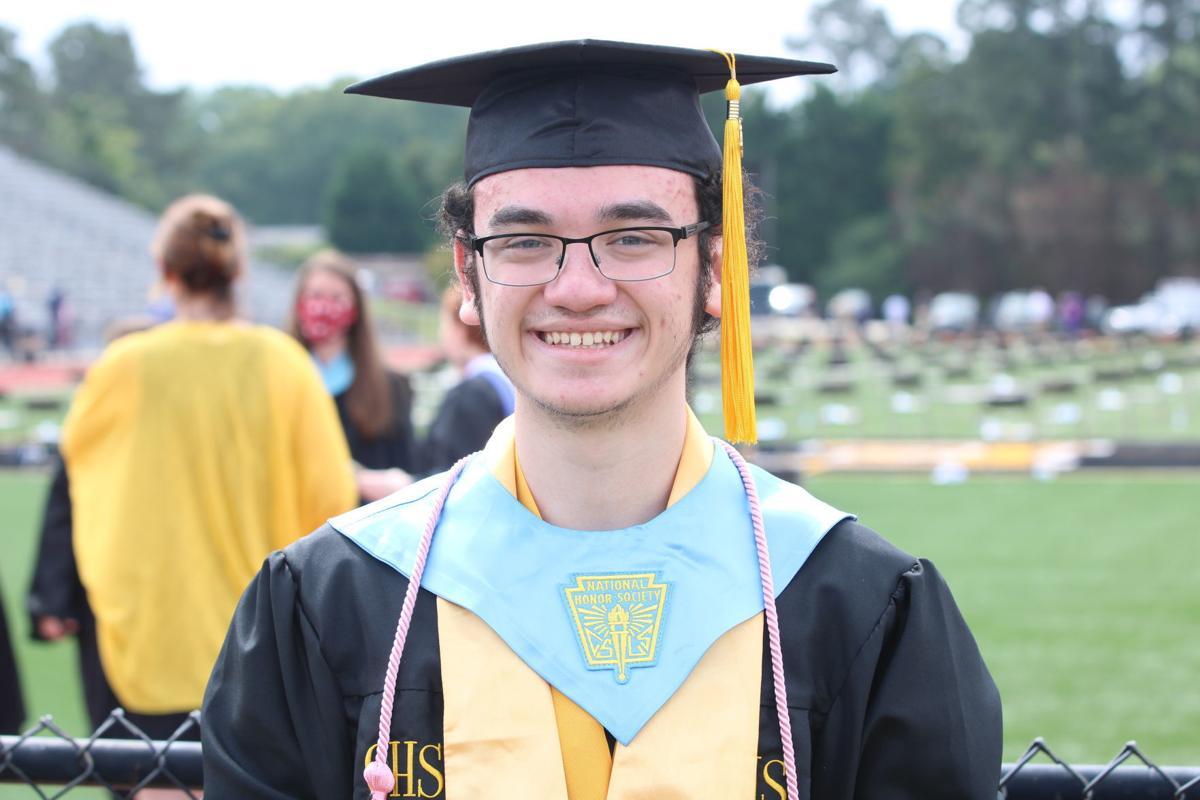 Greenwood High School Graduation 01