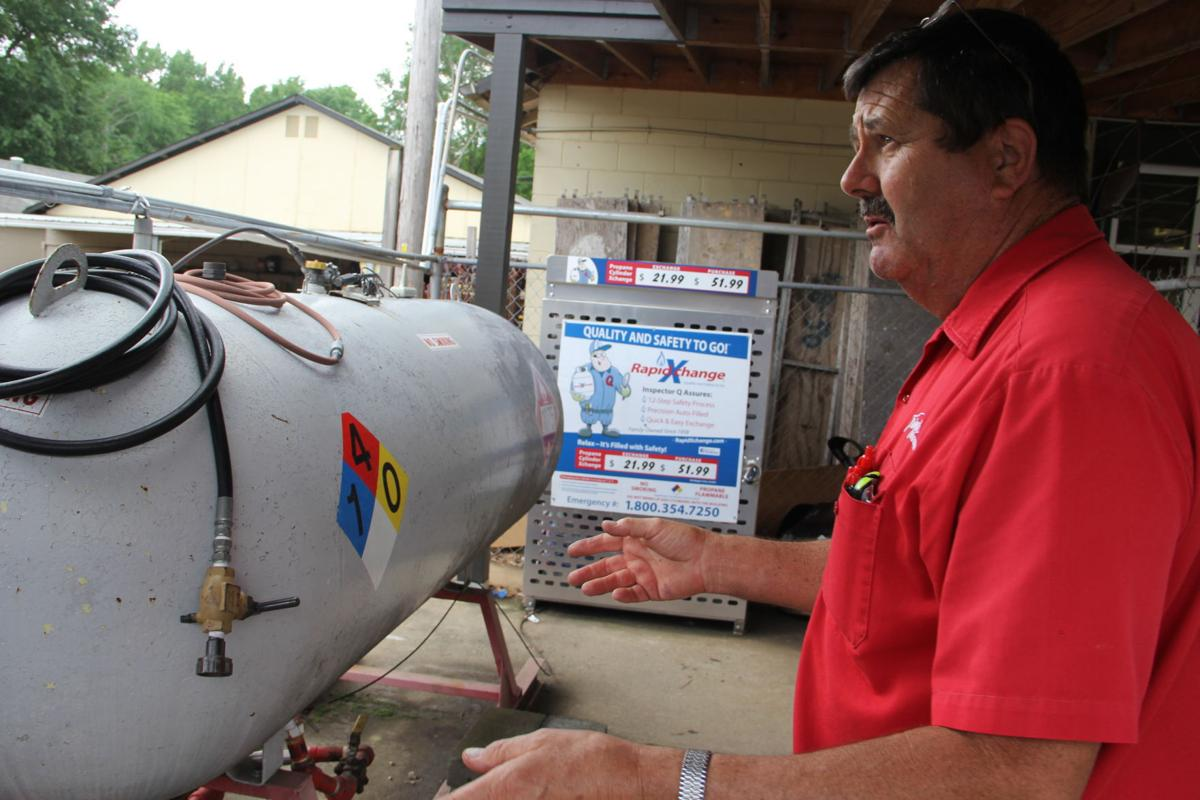 New propane rule shortens inspection times; Greenwood vendor ready ...