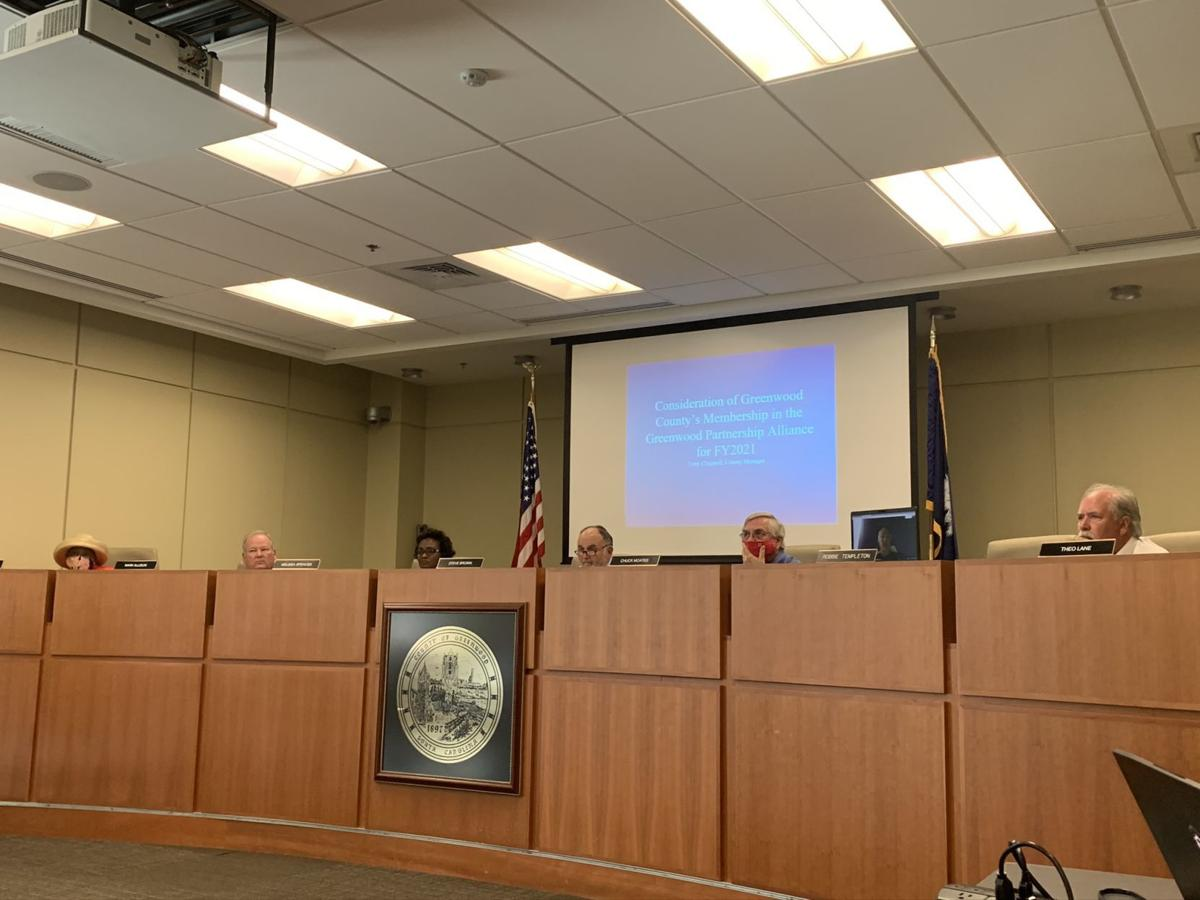 Gwd County Council listens to