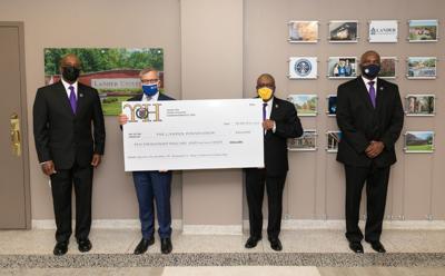 New endowed scholarship established at Lander