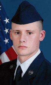 Hendrik Booraem VII graduates USAF BMT