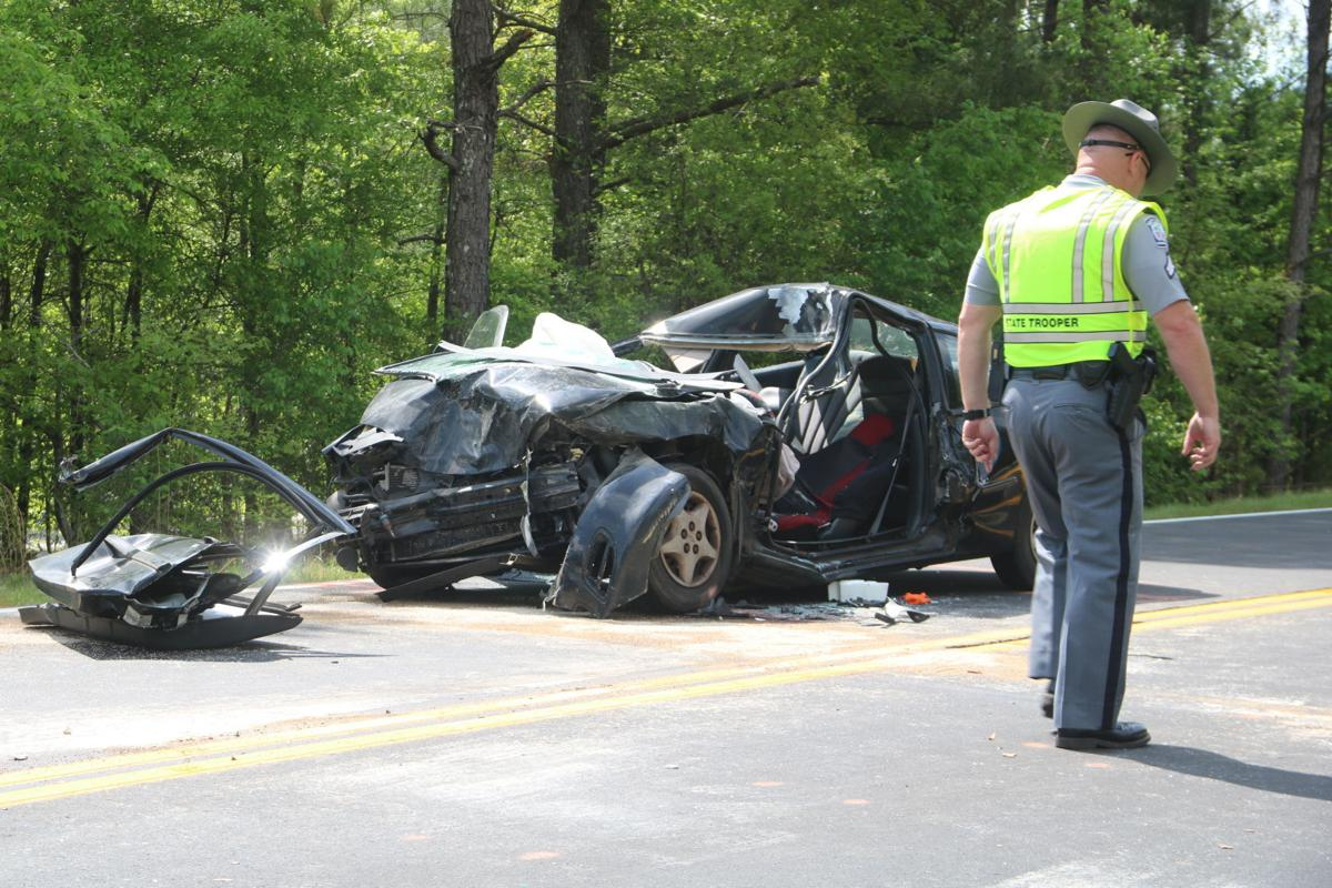 Troy woman killed after colliding with logging truck