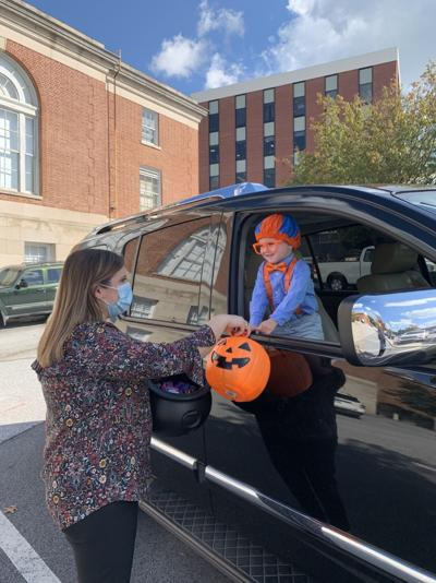 Trunk or Treat Drive-Thru from 5:30 to 7:30 p.m. Oct. 29 at Mays Elementary School