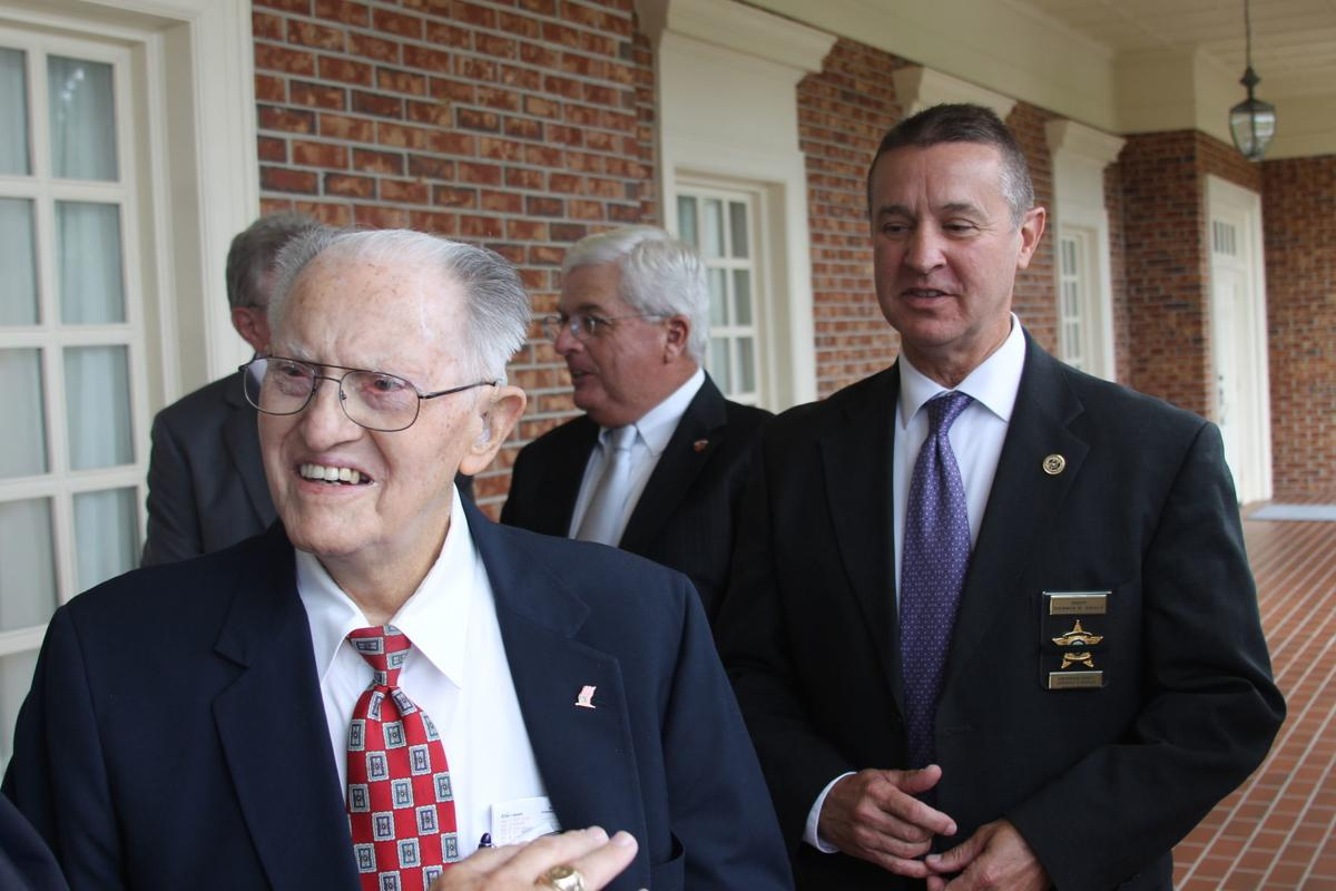 Thank God for a person like this' — Greenwood says goodbye