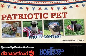 Patriotic Pets Contest