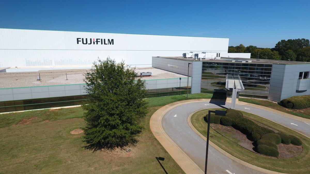 Fujifilm to expand Greenwood campus by 15-20 jobs   Breaking