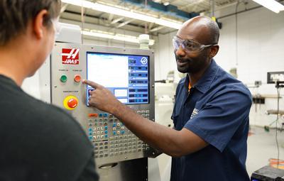 'Machine Tool 4.0' Evolves at Piedmont Tech