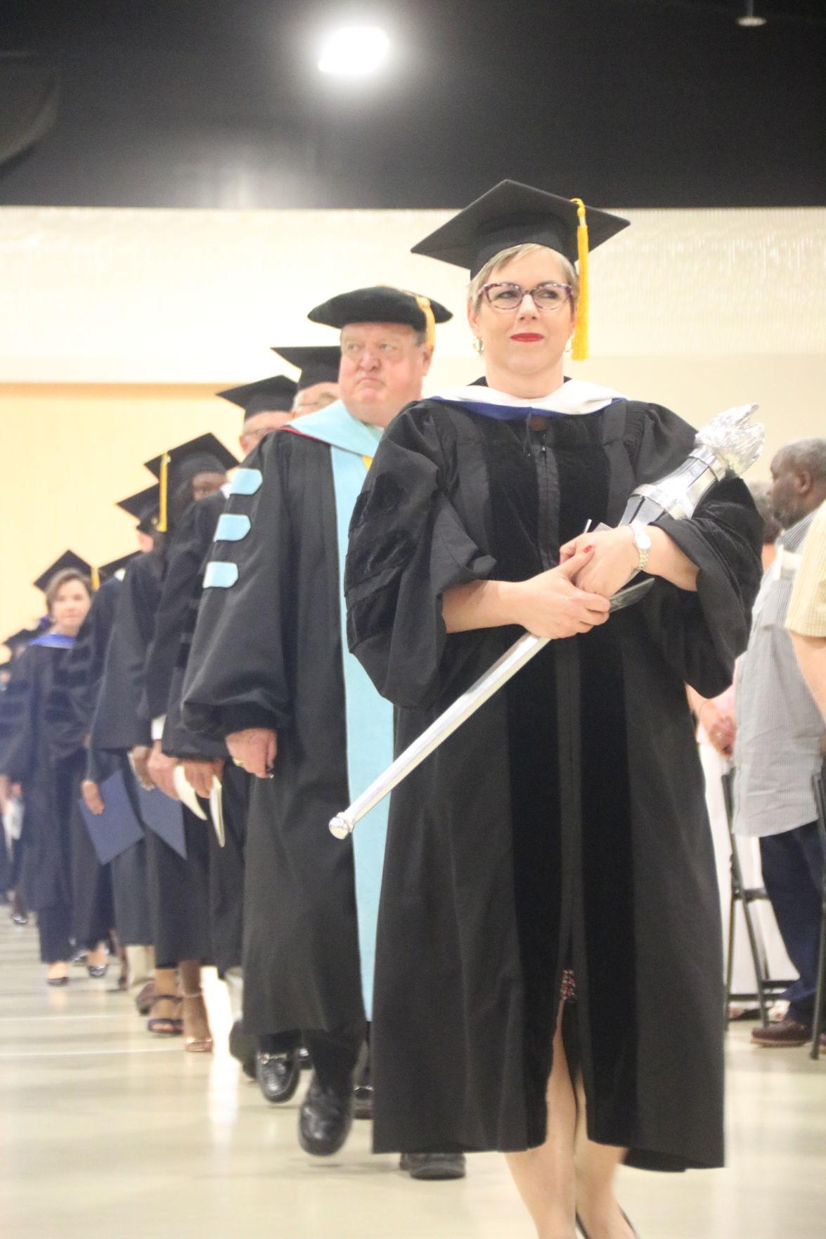 PTC spring 2019 graduation