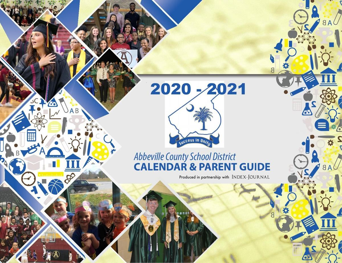 2020-21 Abbeville District Calendar