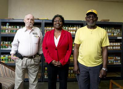 New food bank director cautions about new guidelines