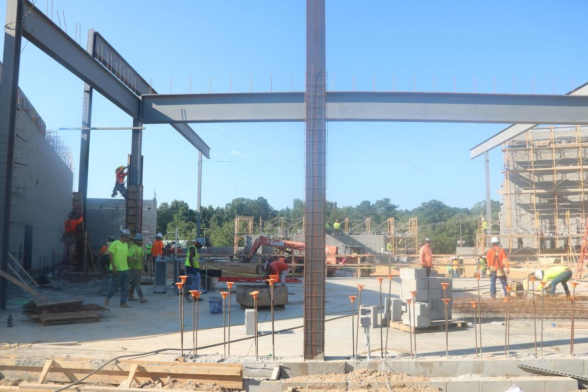 Performing Arts Center update 1
