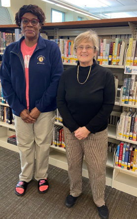 Library adult literacy students publish works