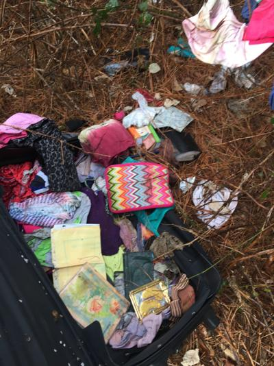 Encampments by homeless persons are sometimes encountered during the PIT Count