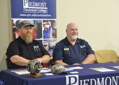 Piedmont Tech Auto Tech Program rolls out game-based simulation