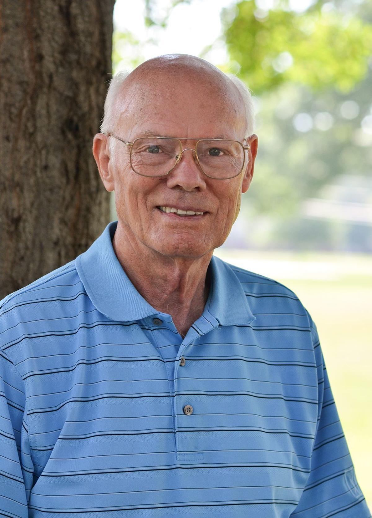 Mack Baltzegar, Duke Energy Citizenship and Service Award Winner