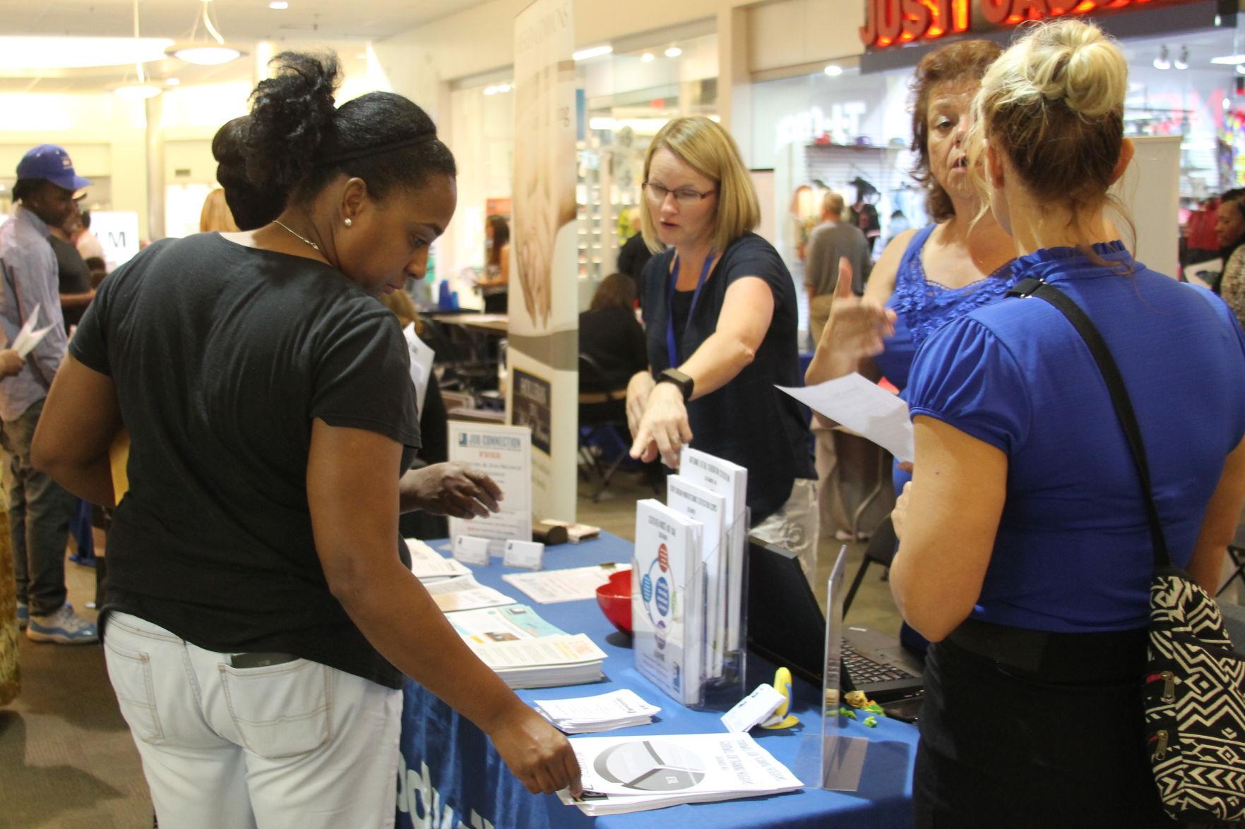Job fair expands with Piedmont Tech Upper