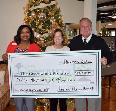 Medfords pledge to The Greenwood Promise