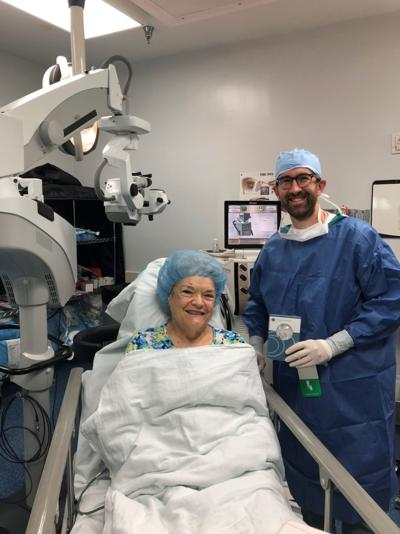 Clemson Eye Among the First to Implant New PanOptix Lens