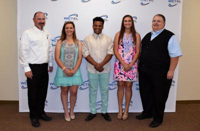 Students awarded FRS and WCTEL scholarships