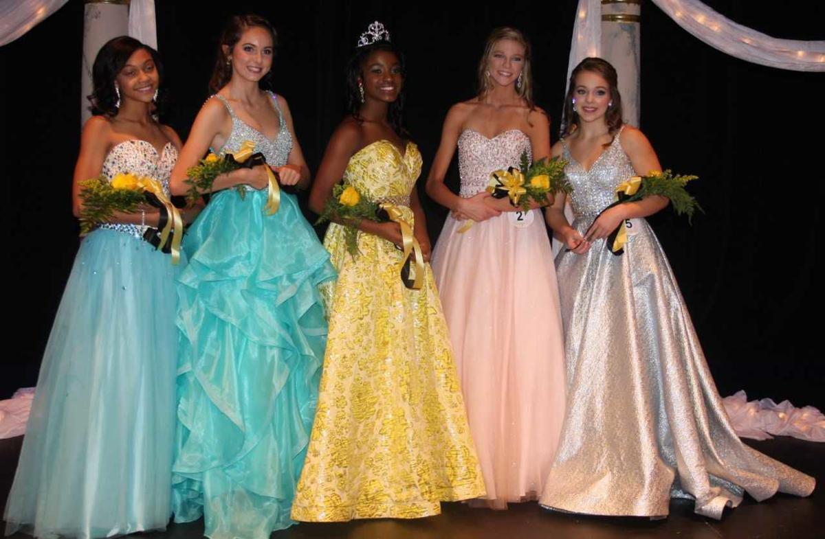 Miss Greenwood High pageant brought out the finest young female ambassadors