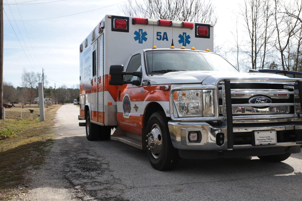 Greenwood County EMS