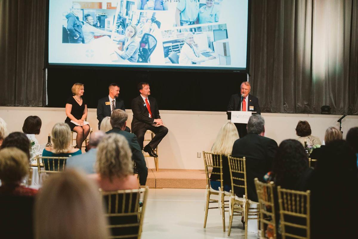 Self Regional Healthcare Foundation unveils final phase of its Our Vision Is 2020 campaign