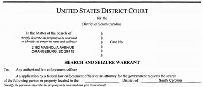 Court documents show larger scale of federal raids | Crime