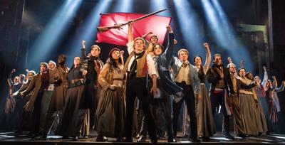 Beloved 'Les Miserables' returns to Greenville