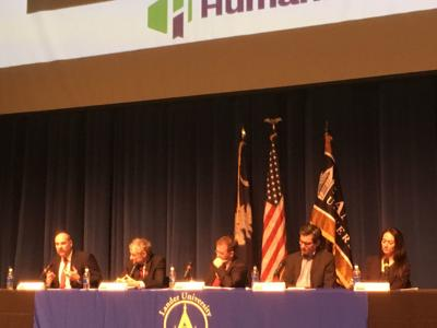 Lander WWI forum, US foreign policy