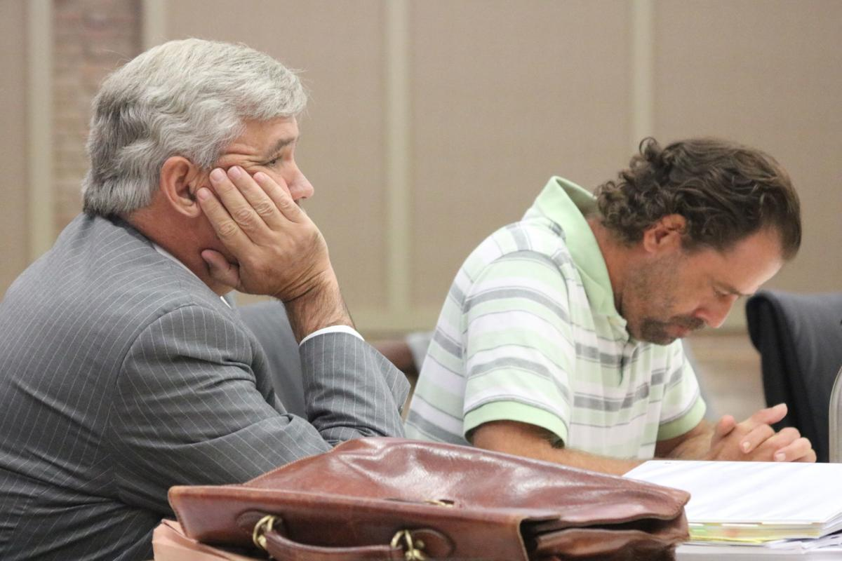 ... Greenwood County Courthouse while attorney Bill Yarborough looked on as  Crump's daughter took the stand, testifying to sex acts she said Crump  forced ...