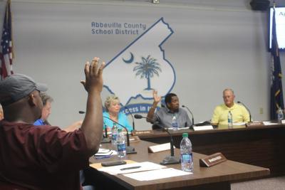 Abbeville county school dist June 2019 board