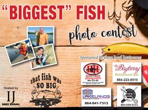 Biggest Fish Contest