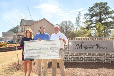 R.T. Bailey Construction pledges to Greenwood Promise